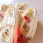 意外に美味い!「フルーツショップセリーヌ」でフルーツサンドを食べてきた!
