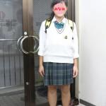現役生による「小牧高校」レポート~2015年・高1ミナミさん~