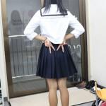現役生による「名古屋西高校」レポート~2015年・高1ナナミさん~
