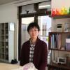 山口県の生徒と10年ぶりの再会