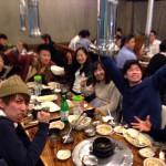 韓国にてユッケレバ刺と再会!