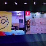 WEBカメラで他校の生徒とコミュニケーションを!