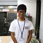今春まで現役生による「江南高校」レポート~2016年・大学1年M先生~