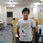 今春まで現役生による「西春高校」レポート~2016年・大学1年丸山先生~