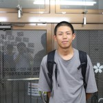 現役生による「一宮南高校」レポート~2016年・2年リョウヤくん~