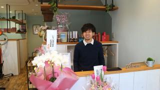 教え子ナオキが江南駅近くに美容院「モンキーポッド」をOPENした!