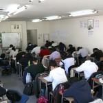 岩倉校の新中3生は募集定員まであと8名です!