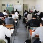 明日は中京テレビの情報番組「キャッチ」の取材が塾に入る!
