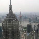 上海でのトランジットで初めて街に出てみた!