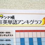ランク順英単語アプリでの指導がスタートしました!