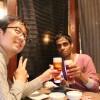 東京出張の帰りにインドの友人に会ったよ!