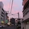 岩倉の街の風景2016年6月
