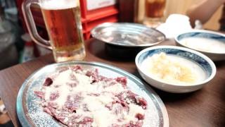 ニンニクチャンスには馬力屋@浅間町で名物「にんにくサガリ」を!