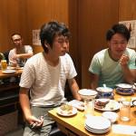 講師たちと名駅で牛タンを食べてきた!