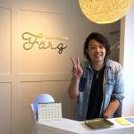 教え子が北名古屋に美容室「färg(フェリ)」をOPENさせたよ!