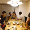 元講師たちと日本酒を飲み干す宴を開いた!