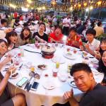 マレーシアのクアラルンプールで再会の宴をしてきたよ!
