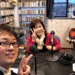 ラジオ局で勉強相談番組の収録をしてきたよ!