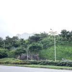 観光してたら沖縄戦の激戦地シュガーローフを発見したよ!