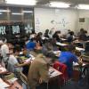 授業の振替は各定期テストごとに1回実施します!