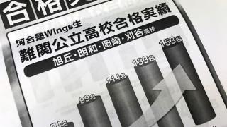 愛知県の大手集団塾の公立高校合格実績を比較したよ!2019②