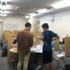 本日「中1中2夏課題点検日」です!