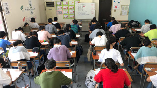 全中学ワーク点検日の実況中継