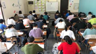 旭丘高校入試の「内申・偏差値・当日点」目安データ2020