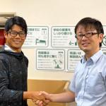 講師の松田亘哲はおかげさまで中日の育成ドラフトにかかりました!