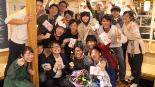 松田先生の中日ドラフト指名のお祝いに行ってきたよ!