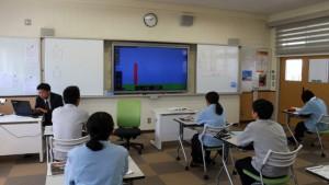 塾長による高校見学レポ「大成高校編2016」part2